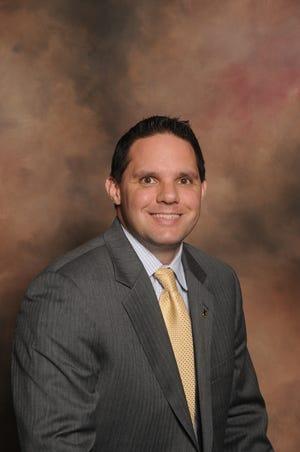 Chris Potts, Upper Arlington Schools chief operating officer