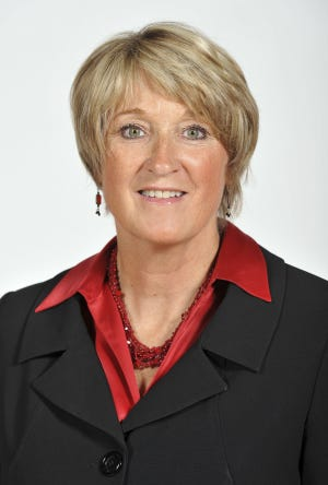 June Brewer Daugherty, who started every game during her four years with Ohio State women's basketball, has died at the age of 64.