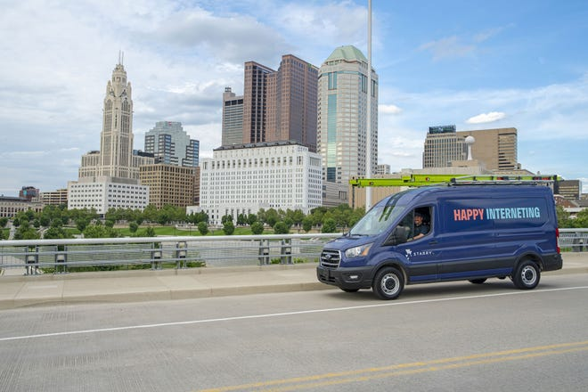 Starry internet is coming to Columbus.