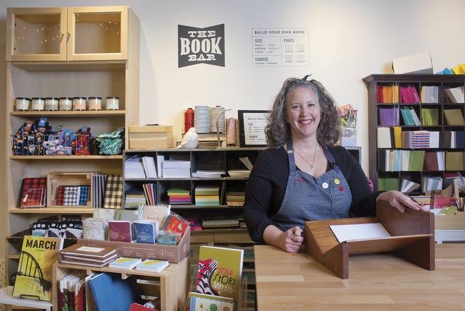 Igloo Press owner Allison Chapman