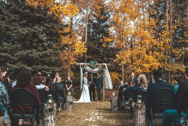 Autumn weddings come with their own set of potential problems to overcome.