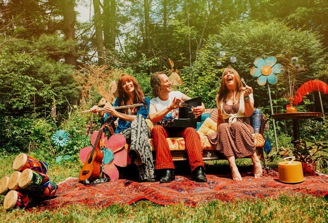 Catch the groovy tunes of Love Bubble this Friday night at Southern Appalachian Brewery.