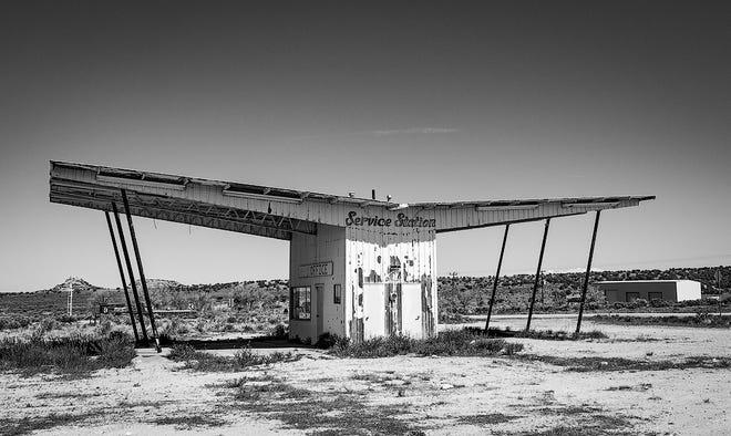 """Abandoned"" by Megan Crandlemire."