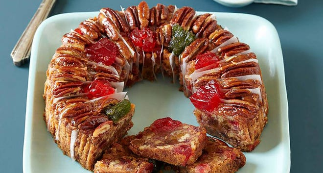 The Original DeLuxe® fruitcake