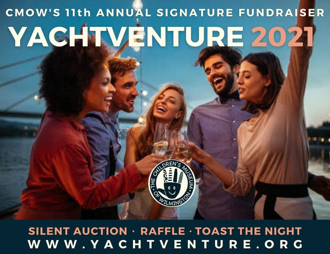 The Children's Museum of Wilmington will hold its 11th annual signature fundraising event, YachtVenture in October.