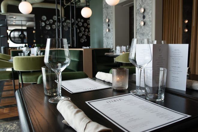 Fedeli's, the new restaurant at the Cyrus Hotel, is now open and ready to serve Topekans fine Italian food downtown.