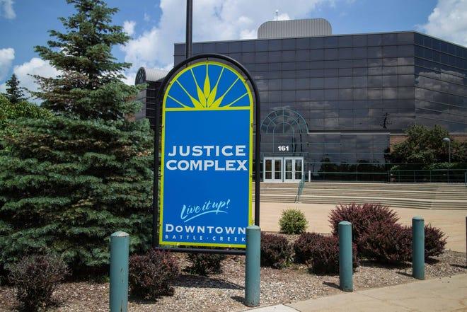 Calhoun County Justice Center