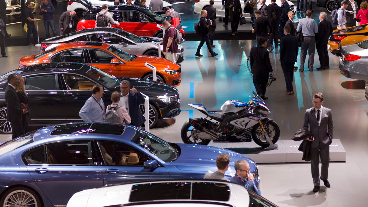 New York auto show to be no-show once again due to coronavirus delta variant