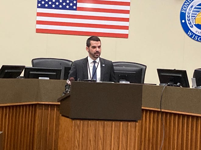 Fond du Lac County District Attorney Eric Toney explained in a press conference Wednesday the dismissal of an ethics complaint against City Council Vice President Patrick Mullen regarding his involvement in the Friends of Lakeside Park lawsuit against the city.