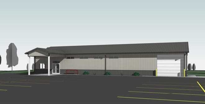 Holyland Food Pantry is holding a gap fundraiser to pay for its new stand-alone food pantry that will be located in the town of Marytown off Kiel Road and County Highway G. More funds are needed to build the pantry due to higher costs for construction and materials.