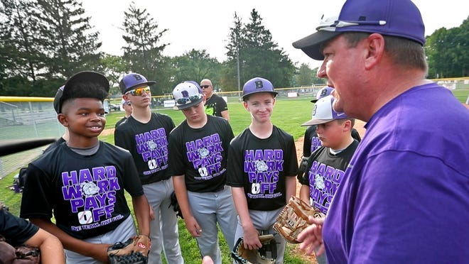 Brownsburg Little League will play in the Great Lakes Region starting on Monday in Whitestown.