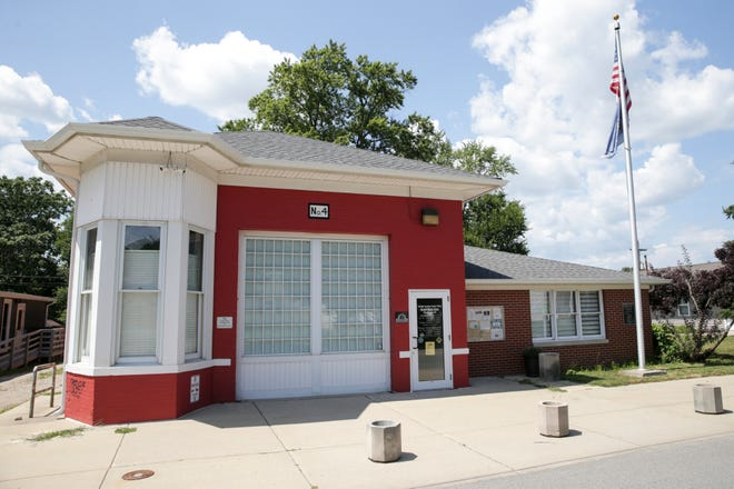 The Fairfield Township Offices, 718 Wabash Ave., Tuesday, Aug. 3, 2021 in Lafayette.