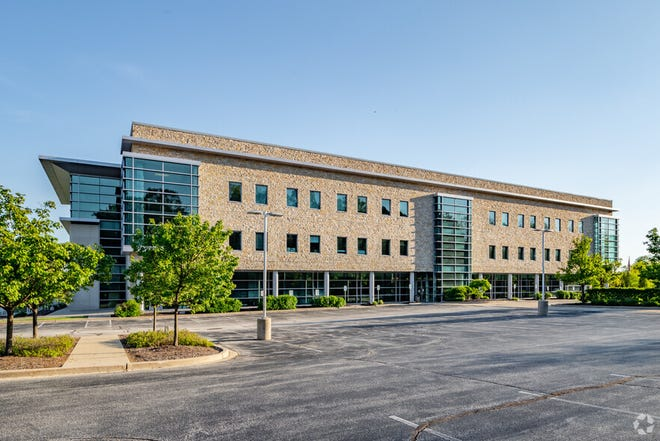 Generac Power Systems is moving 300 employees into this vacant office building in Pewaukee.