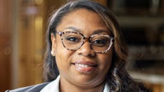 Milwaukee Ald. Chantia Lewis has joined the field for the 2022 U.S. Senate race.