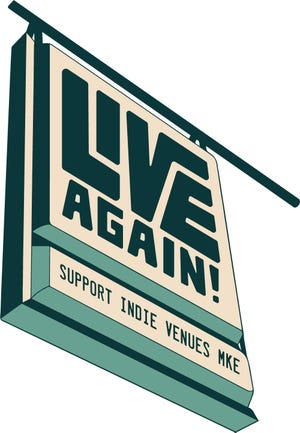 LIVE Again MKE aims to support local music venues through the COVID-19 pandemic.