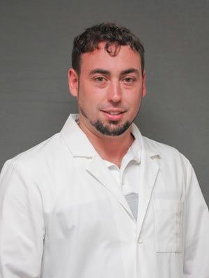Dr. Kolton Fraser.