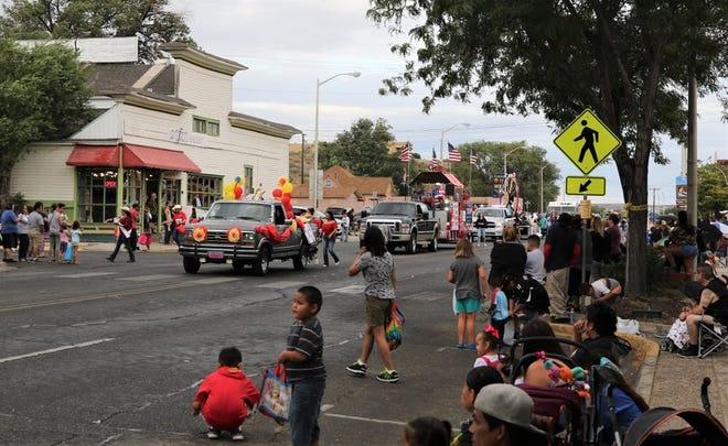 The San Juan County Fair Parade returns to downtown Farmington at 6 p.m. Friday, Aug. 6 along Main Street.