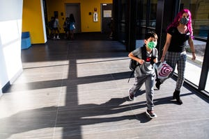 The Arizona Supreme Court refused to block a lower court's ruling that found four budget bills that included myriad policies unconstitutional, including a ban on school districts imposing mask mandates.
