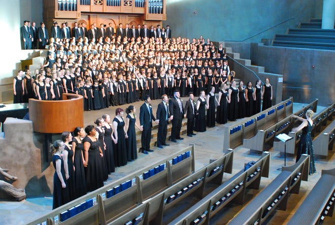 Phoenix Children's Chorus is a music educational program for youth.