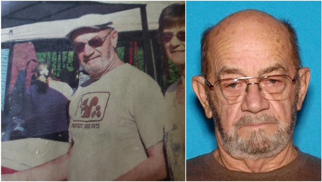 Terry Kingsford was reported missing to Redding police on Monday, Aug. 2, 2021.