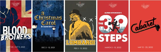 Sioux Empire Community Theatre line up for 2021-2022 season.