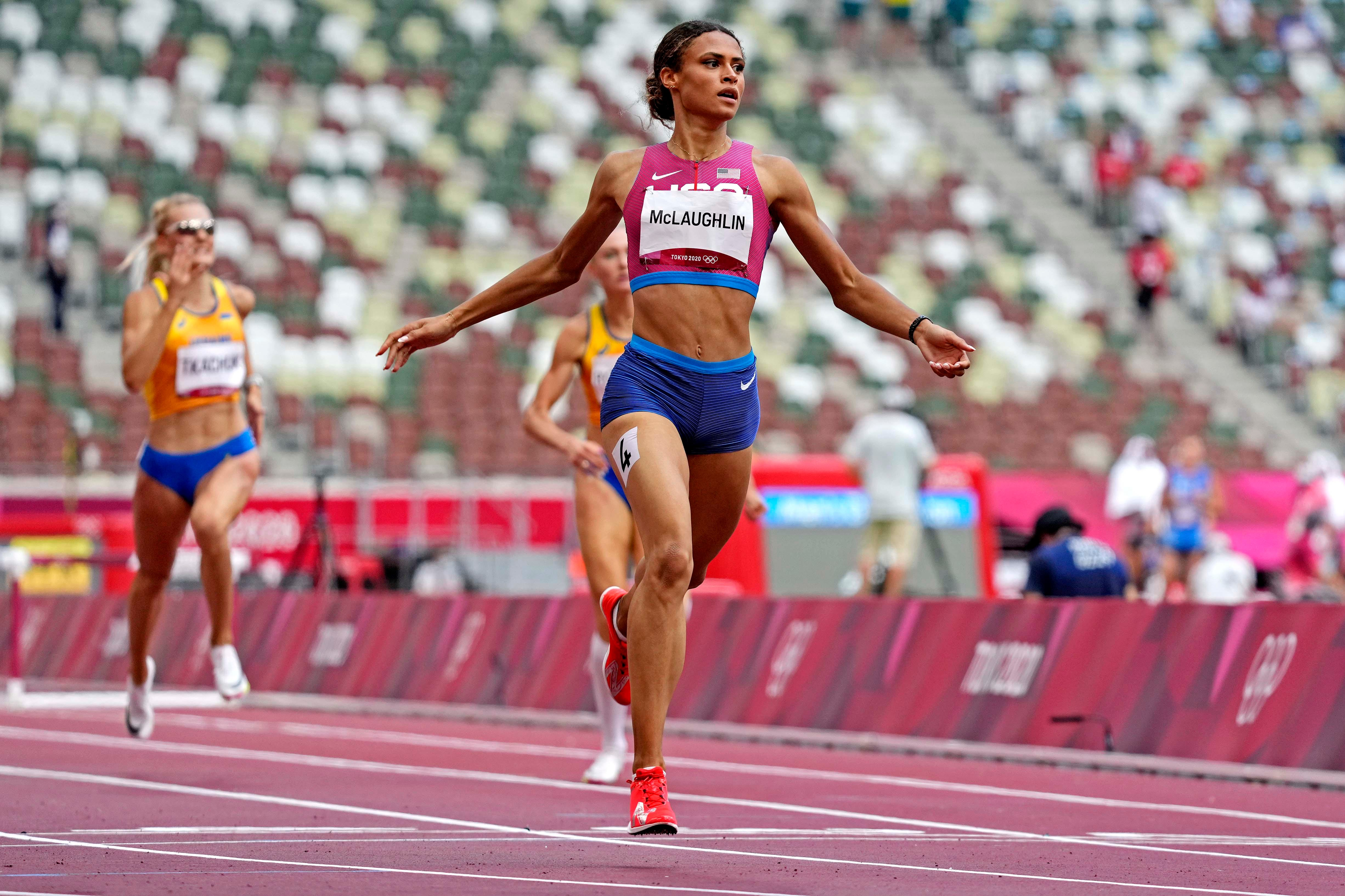 Tokyo Olympics live updates: Sydney McLaughlin sets world record in women s 400-meter hurdles final