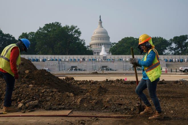 President Biden plans massive investments in infrastructure improvements.