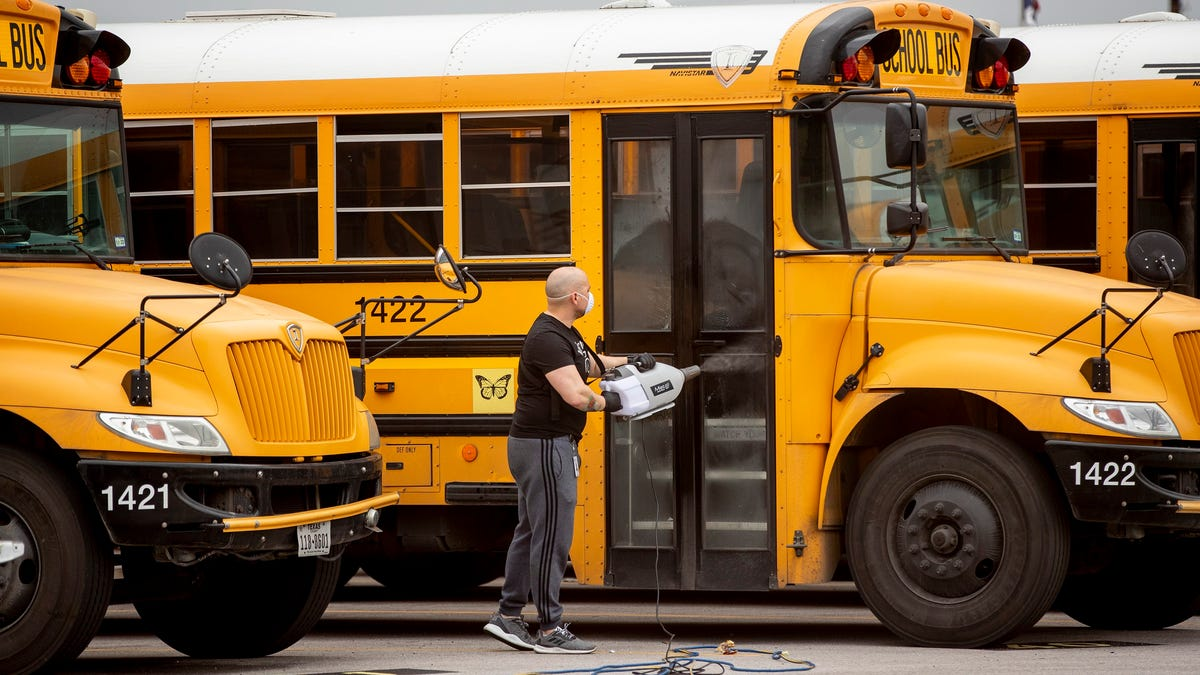 Austin school board hikes taxes, plans to send half of revenue back to the state