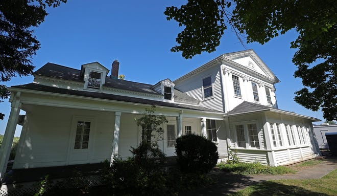 There are plans to preserve the Baldwin-Buss House, 36 Main St., with a redevelopment project in Hudson. The Baldwin-Buss House Foundation is preserving the 19th century home. Peg's Foundation is going to build its headquarters and an art gallery near the Baldwin-Buss House.