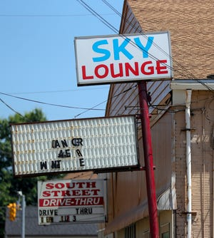 Akron Police have been called to Sky Lounge over 30 times since moving to the corner of East South Street and Clay Drive.