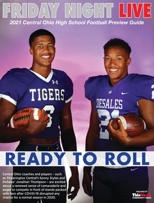 Central Ohio coaches and players – such as Pickerington Central's Sonny Styles and DeSales' Jonathan Thompson – are excited about a renewed sense of camaraderie and eager to compete in front of stands packed with fans after COVID-19 disrupted any chance for a normal season in 2020.