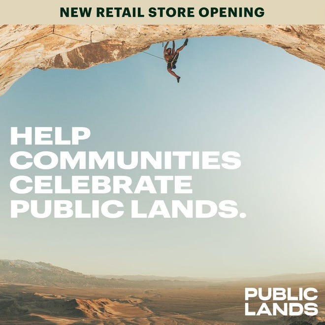 Dick's Sporting Goods is opening its new concept store called Public Lands in Columbus this fall.