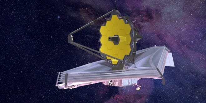 The JWST will be the largest telescope ever placed in space.  It will be the premier space observatory for astronomers worldwide. The infrared telescope will be able to look farther back in time and extend on discoveries made by the Hubble.