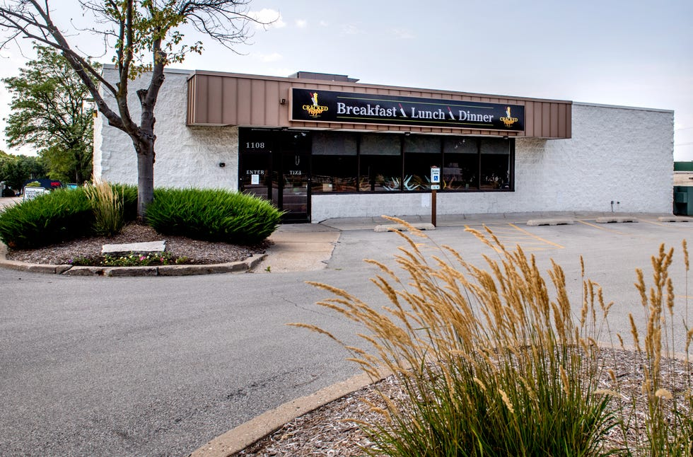 """Cracked Pepper at 1108 W. Glen Ave. in Peoria has been closed since March 2020, around the start of the pandemic lockdown. Despite a Google search proclaiming the eatery as """"permanently closed,"""" owner Travis Mohlenbrink says it is only a temporary situation."""