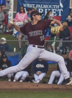 Dundee graduate Zach Fruit is pitching in the prestigious Cape Cod League this summer and owns a 3-0 record with 1 save. He will play for Eastern Michigan in the fall.