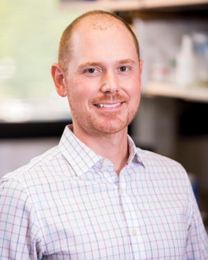 Oklahoma Medical Research Foundation physician-scientist Matlock Jeffries, M.D.