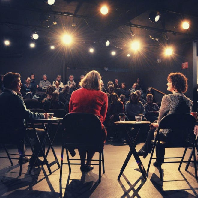 Body and Sold was one of the Elephant in the Room series' panel discussions at New Hampshire Theatre Project.