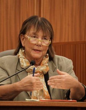 District Court Chief Judge Jeanne LaFazia