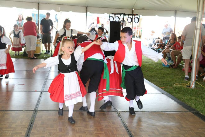 The 42nd annual Festa Italiana will take place from 5 to 11 p.m. Aug. 6, from noon to 11 p.m. Aug. 7 and from noon to 9 p.m. Aug. 8 at Boylan Catholic High School, 4000 St. Francis Drive, Rockford.