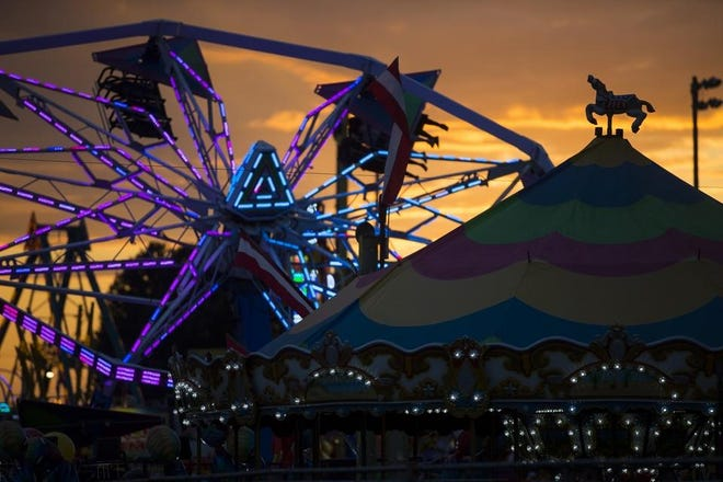 A record number of people went to the Boone County Fair in 2019. The fair was canceled because of concerns about the coronavirus in 2020, but it returns this year.
