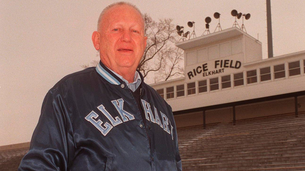After coaching 44 years, Elkhart football icon Tom Kurth dies at 85