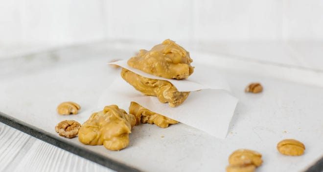 Pecan pralines are some of the South's oldest candies