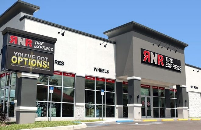 RNR Tire Express is giving away backpacks and school supplies through Aug. 14.