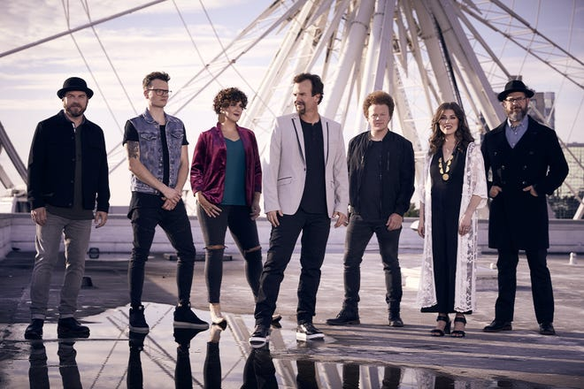 Casting Crowns will perform at the 2021 Iowa State Fair.