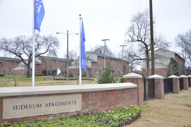 An online waiting list will open Aug. 11 for affordable housing at Sudekum Apartments.