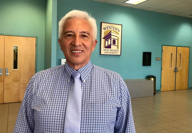 Manuel Rodriguez is the new director for the Western New Mexico University-Deming branch at the Mimbres Valley Learning Center, 2300 E. Pine Street.
