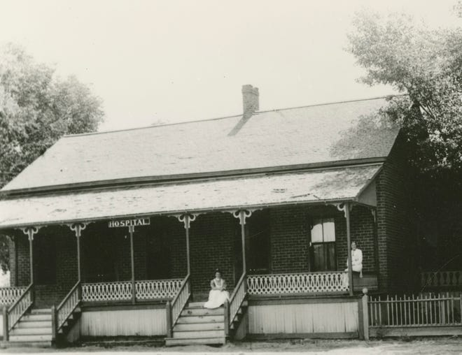 On Saturday, August 7 at 11 a.m., as part of the Silver City Museum's Unpacking Silver City program series, local medical historian Heather Moorland will discuss the history of hospital care in Grant County.
