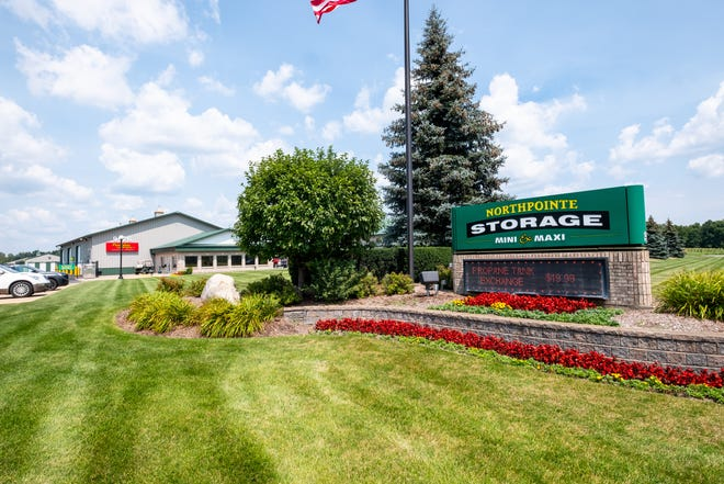Northpointe Storage in Casco Township is adding eight new drive-up self-storage facilities.