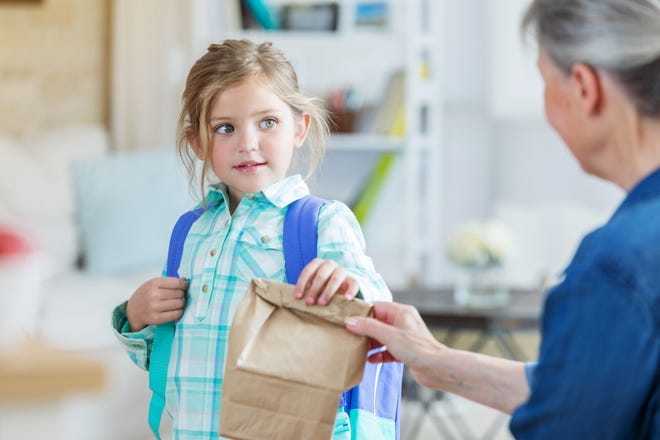 Parents of children with peanut allergy can consider these 6 steps when returning to in-person learning.