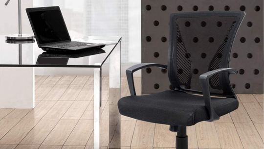 Need an office chair? This one is less than $45 right now.